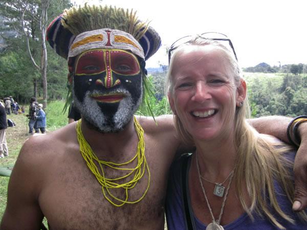 Papua New Guinea Mt. Hagen Show