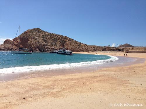 Playa Santa Maria Cabo San Lucas