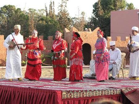 Berber Folk Group