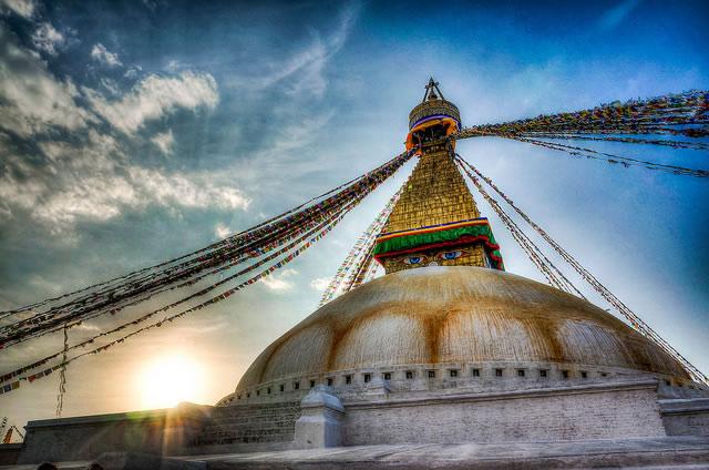 Kathmandu Stupa