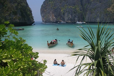 Maya Bay, Ko Phi Phi