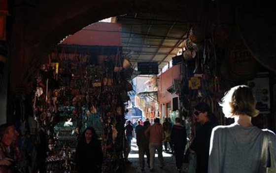 Women-in-Marrakech-Souks
