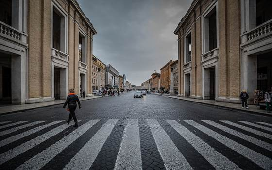 How To Cross The Road In Europe