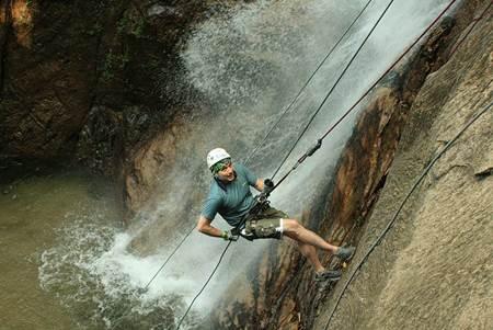 Puerto Vallarta Waterfall
