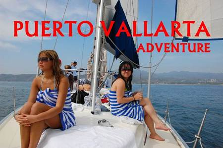 Sailing in Puerto Vallarta