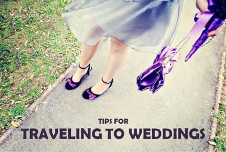 Traveling to Weddings