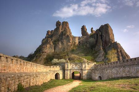 Bulgaria Castle of Belogradchik