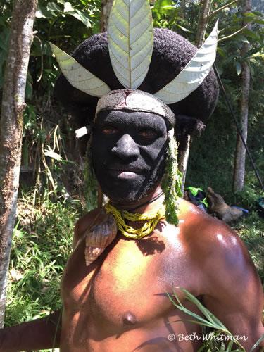 Papua New Guinea Paiya Singsing