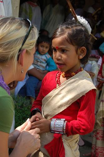 Beth Whitman India