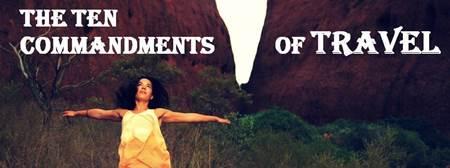 10 commandments of travel