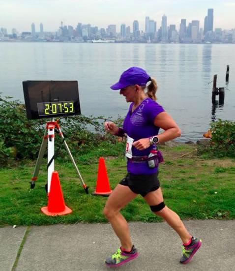Beth Whitman Half Marathon