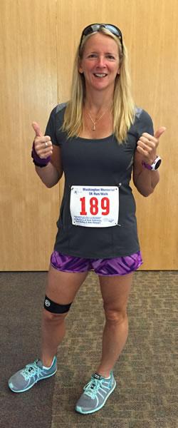 Beth Whitman Marathon