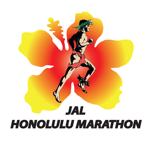 Honolulu Marathon Logo
