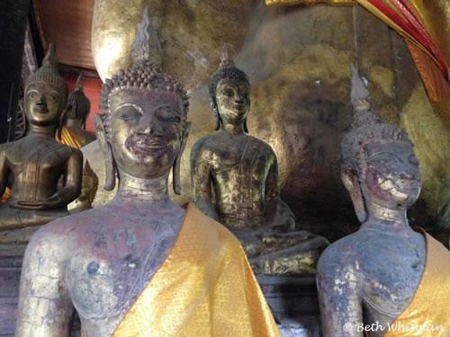 Buddhas Luang Prabang