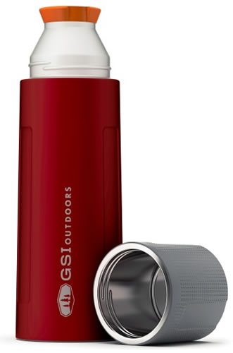 GSI Glacier Stainless Vacuum Bottle ~ WanderGear Wednesday