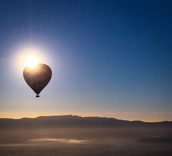 Napa Balloon Ride
