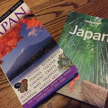 Eek! I'm headed to Japan!