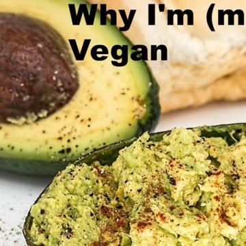 Why I'm (mostly) Vegan