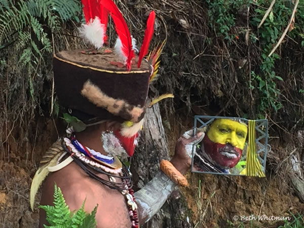 paiya papua new guinea tribe