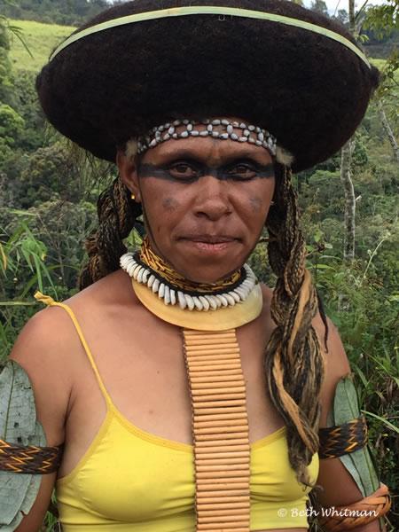 paiya show papua new guinea