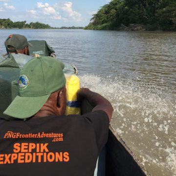 Experiencing the Sepik River of Papua New Guinea