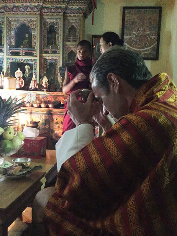 jon ingalls Bhutan wedding