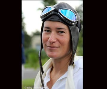 Pilot and Author Erin Seidemann
