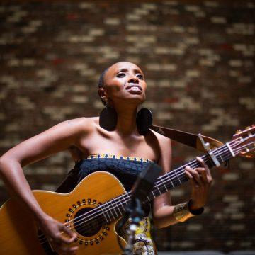 Musician Naomi Wachira