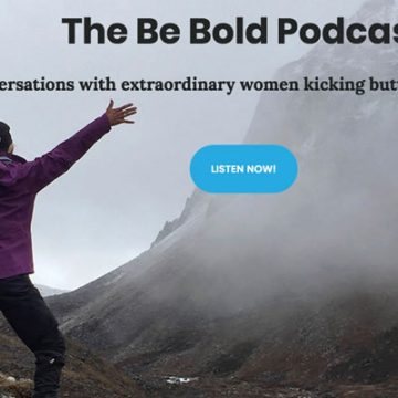 Be Bold Podcast Has Moved!