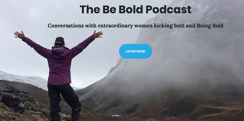 Be Bold Podcast