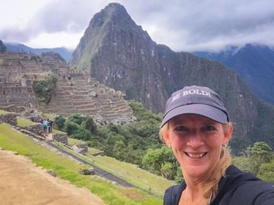 Beth Whitman Machu Picchu