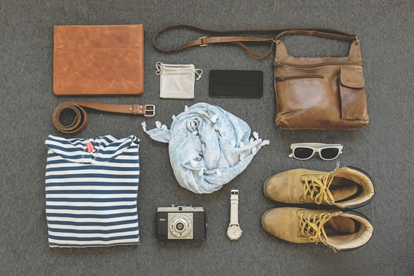 tips travel Packing Shoes